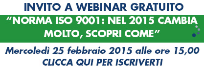 webinar ISO 9000 2015