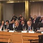 Mediterraneo, Calenda alla conferenza ministeriale sull' Energia