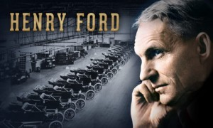 Henry Ford (industriale): «Non è l'azienda che paga i salari. L'azienda semplicemente maneggia il denaro. È il cliente che paga i salari»