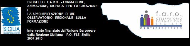 Finalmente in Sicilia un sistema organizzato di analisi dei fabbisogni formativi delle imprese