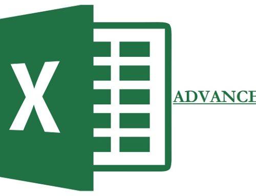 Informatica avanzata (Excel)
