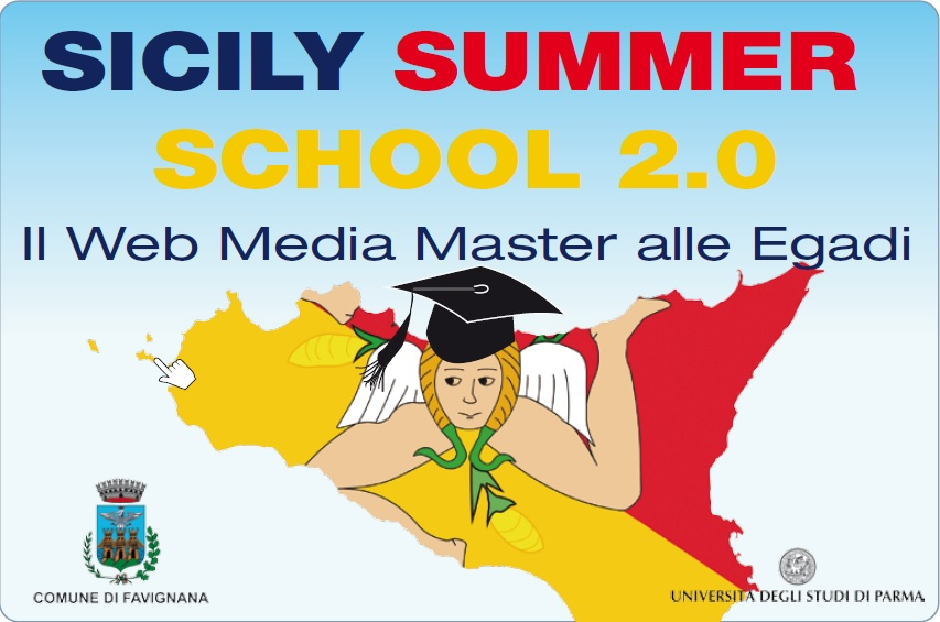 Sicily Summer School 2.0 – Web Media Master alle Egadi