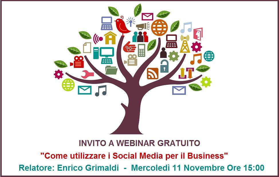 social media per business