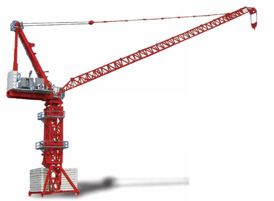 Addetto alla conduzione di Gru a Torre con rotazione in alto o in basso – Modulo Pratico