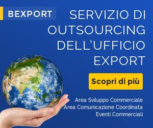SERVIZIO DI OUTSOURCING DELL'UFFICIO EXPORT