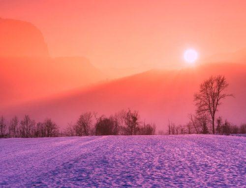 …e il mio maestro mi insegnò com'è difficile trovare l'alba dentro l'imbrunire.